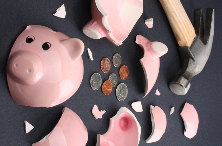 The pros and cons of self-funding your business