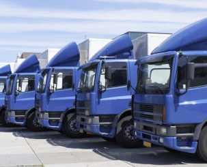 Raising business finance for a haulage company