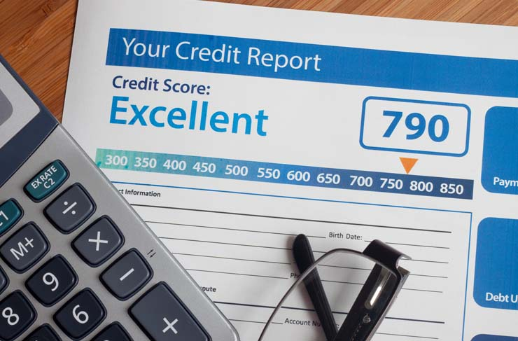 commercial credit report