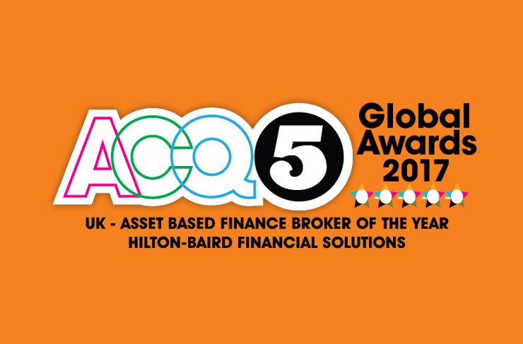 Asset Based Finance Broker of the Year