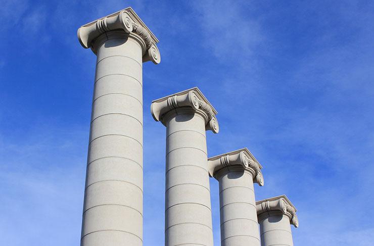 The four pillars of cash flow management