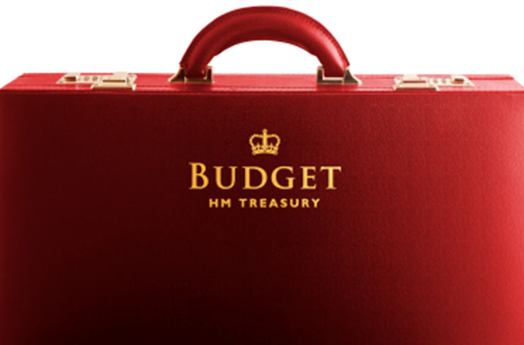 2018 Budget breakdown for businesses