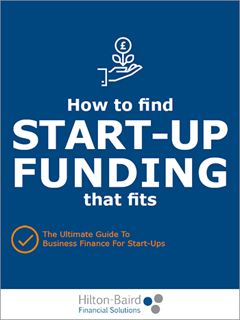 Your Guide To Start-Up Finance Cover