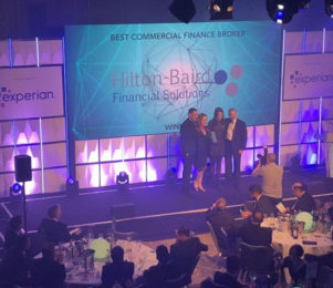 Hilton-Baird Financial Solutions named Best Commercial Finance Broker