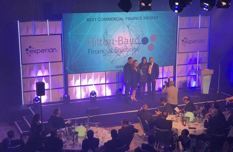 Hilton-Baird Financial Solutions named Best Commercial Finance Broker