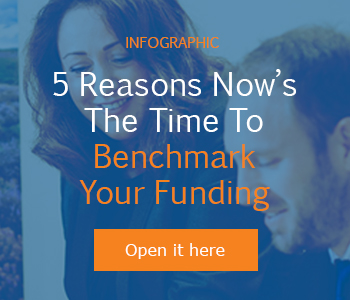 5 reasons now's the time to benchmark funding