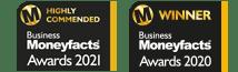 Business Moneyfacts Awards 2020 & 2021